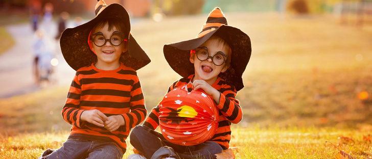 Disfraces low cost de Halloween para niños
