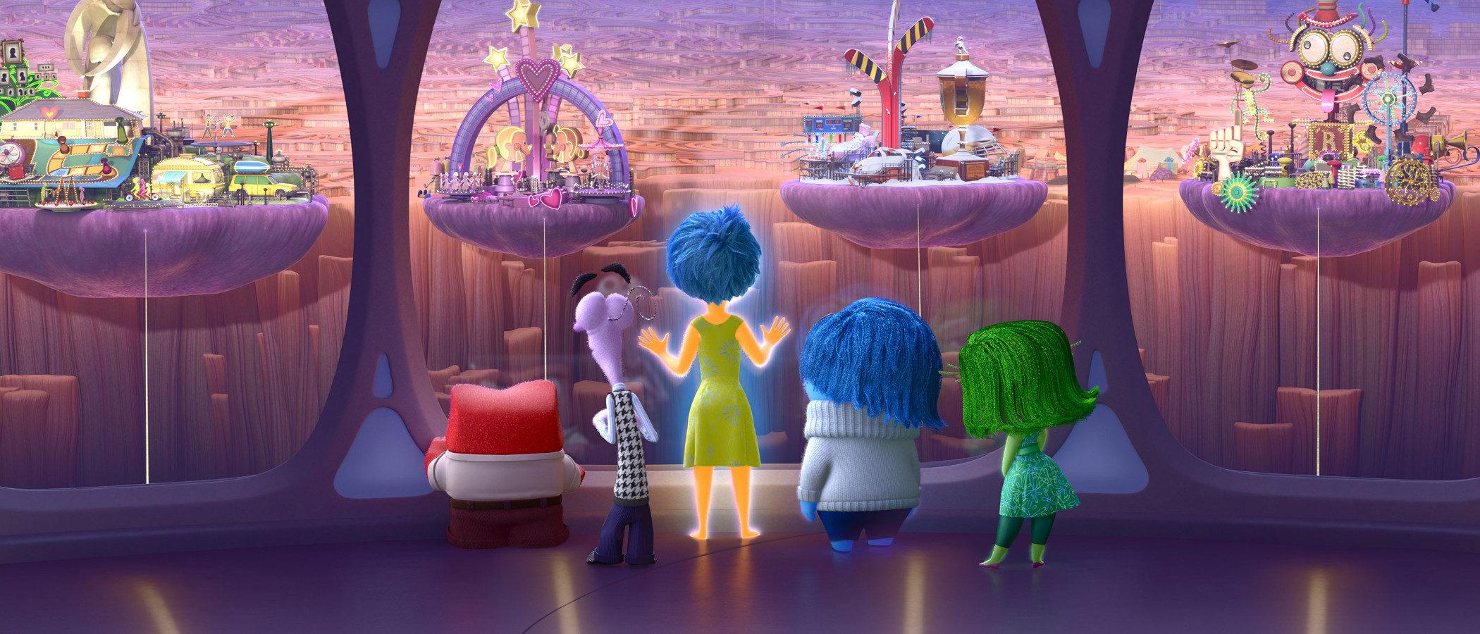 Paso a paso: Disfraz de 'Del revés (Inside Out)' para niños