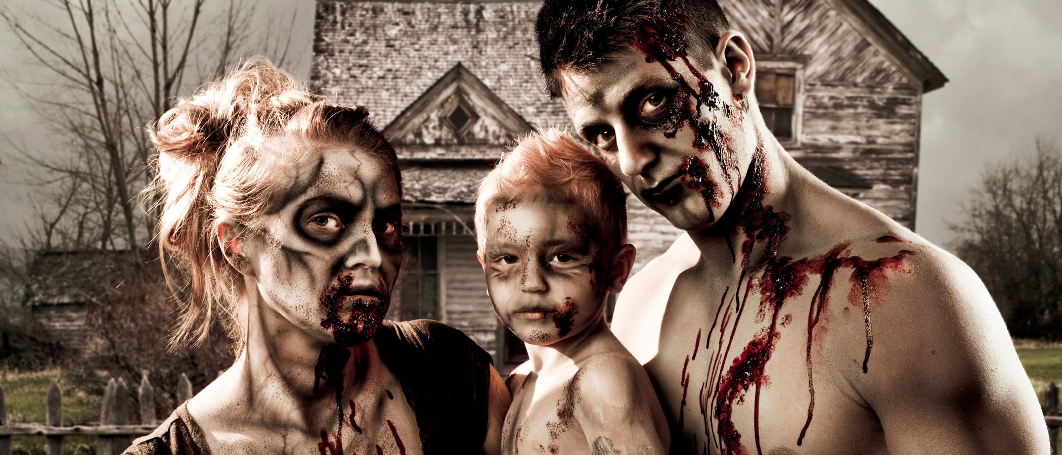 Paso a paso: Disfraz de 'The Walking Dead' para Halloween