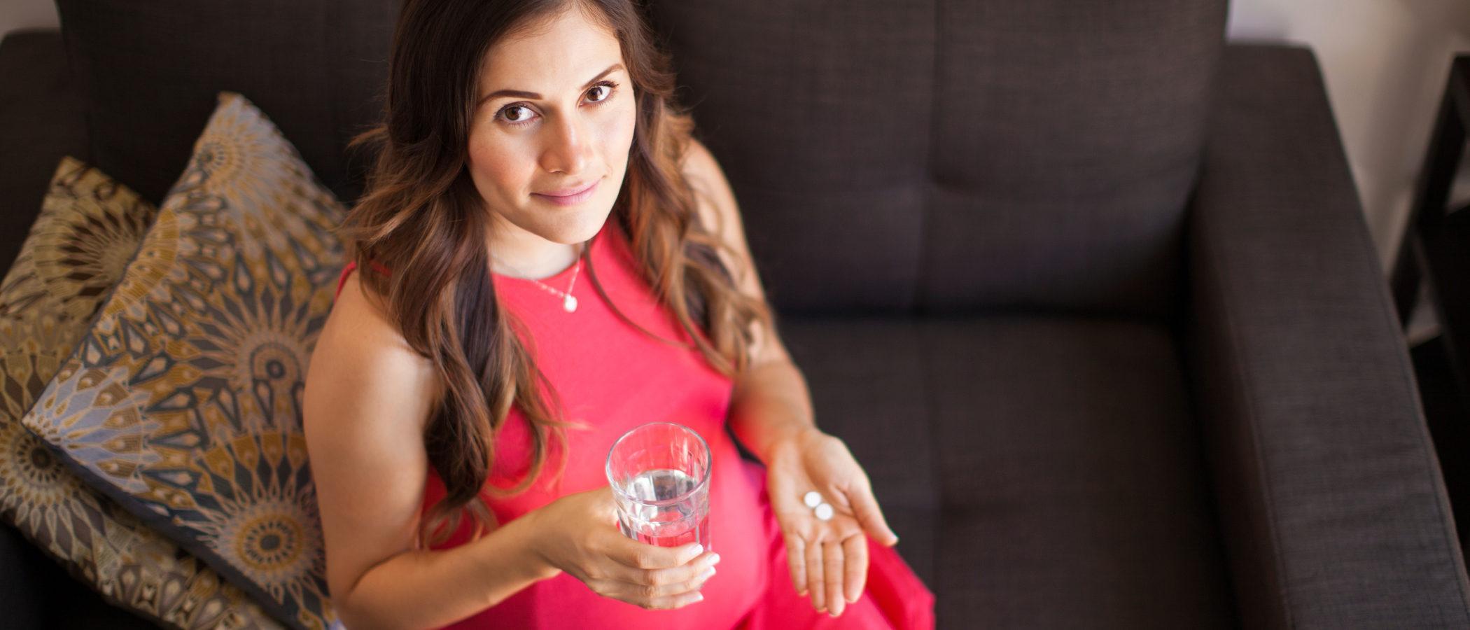 Aspirina y embarazo, ¿incompatibles o recomendado?