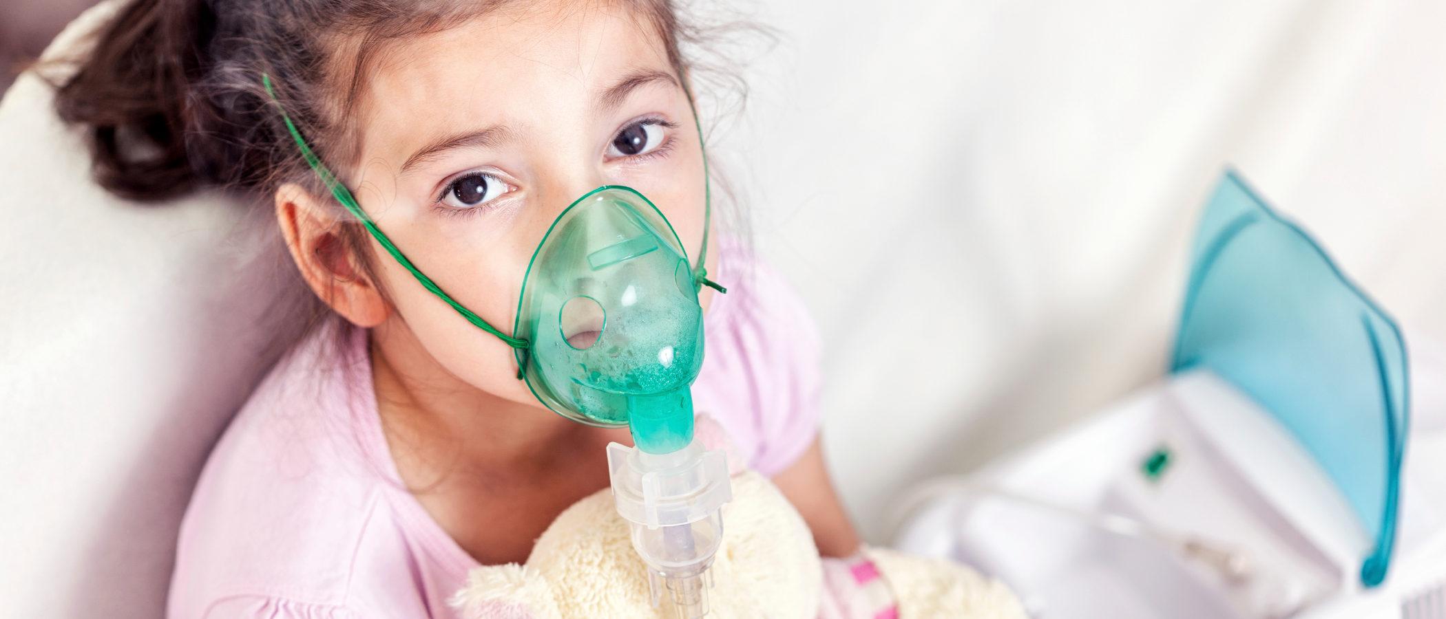 8 consejos para evitar los ataques de asma en niños