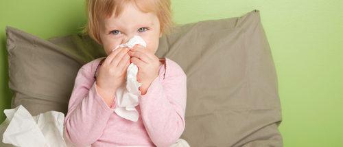 10 medidas para prevenir los catarros en los niños este invierno
