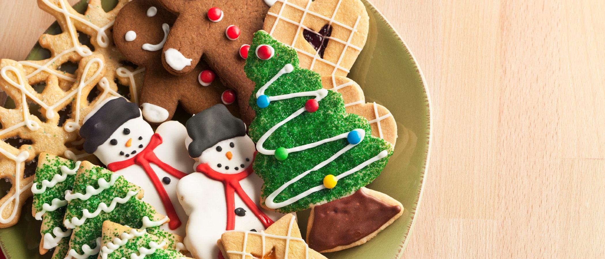 6 recetas de dulces navideños para preparar con niños