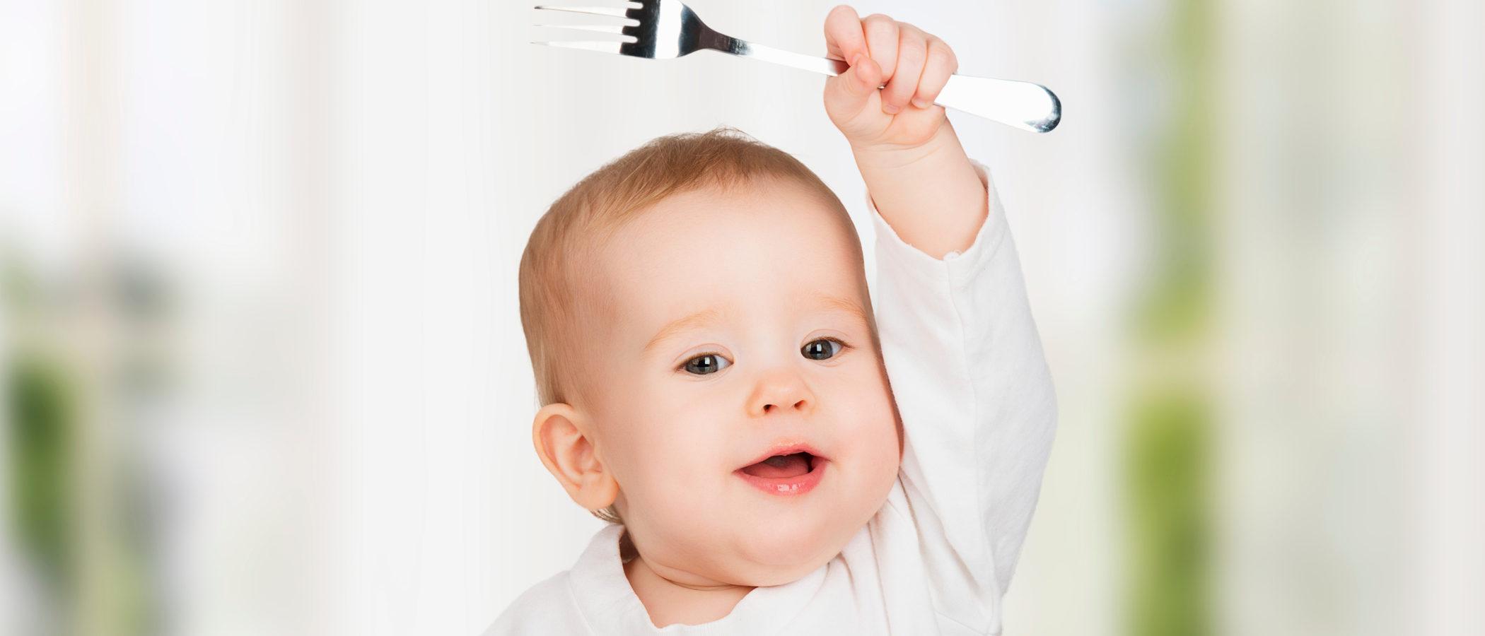 Cómo enseñar a tus hijos a utilizar los cubiertos