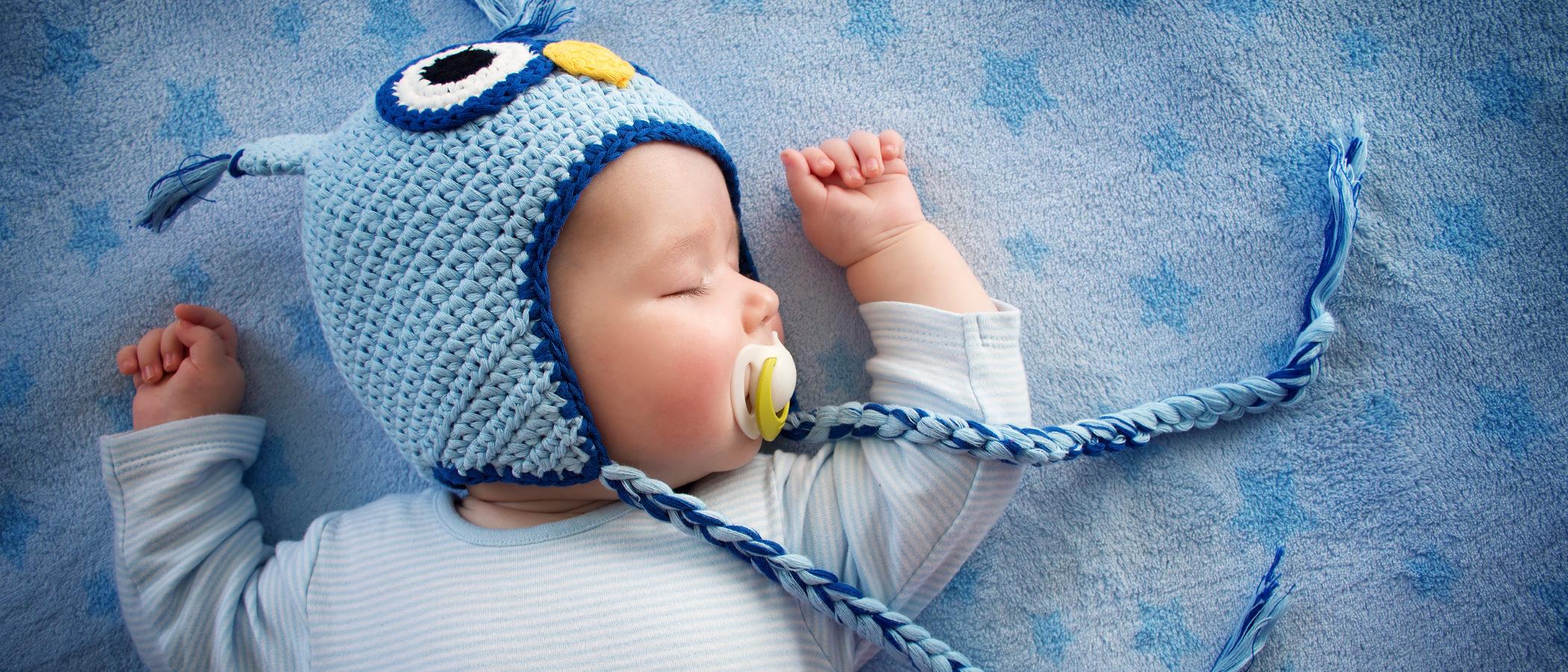 ¿Pueden tener insomnio los bebés?
