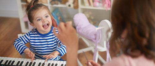 6 canciones infantiles para aprender inglés