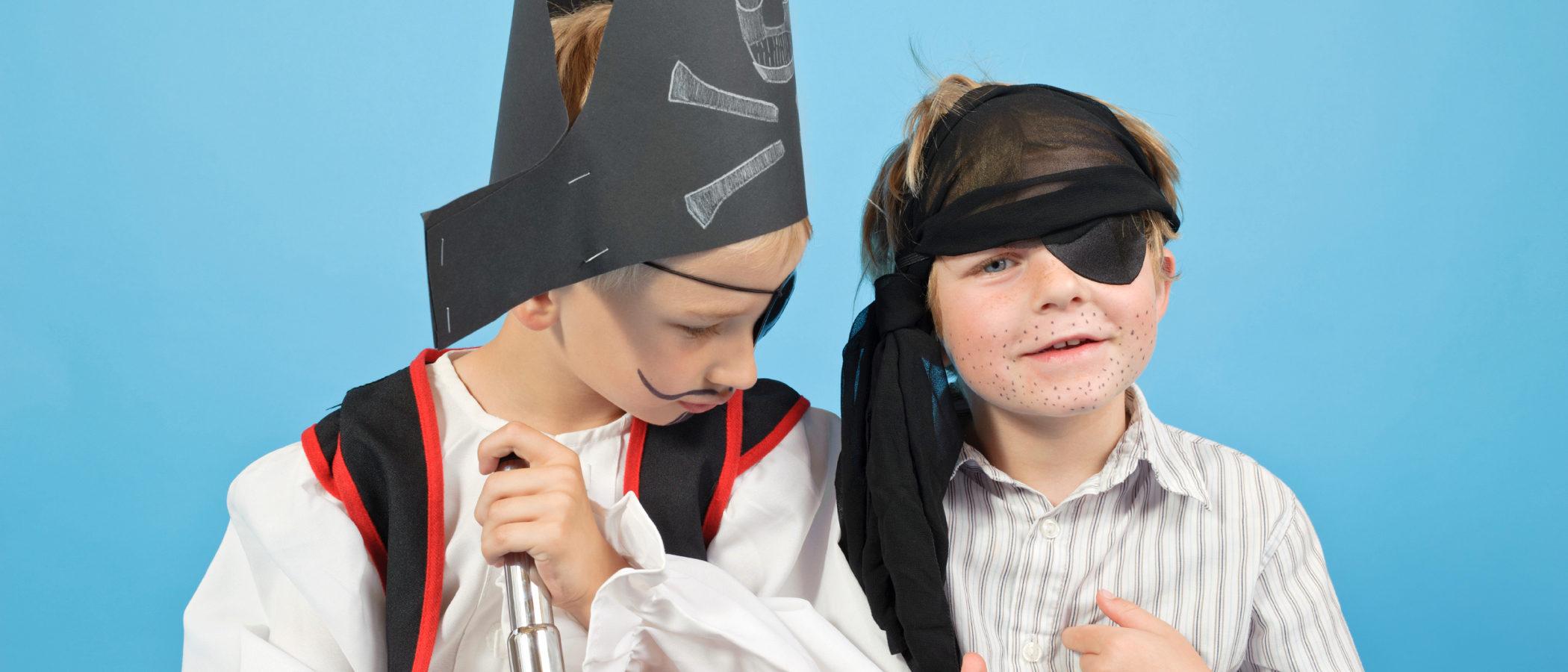 10 ideas de disfraces infantiles para carnaval
