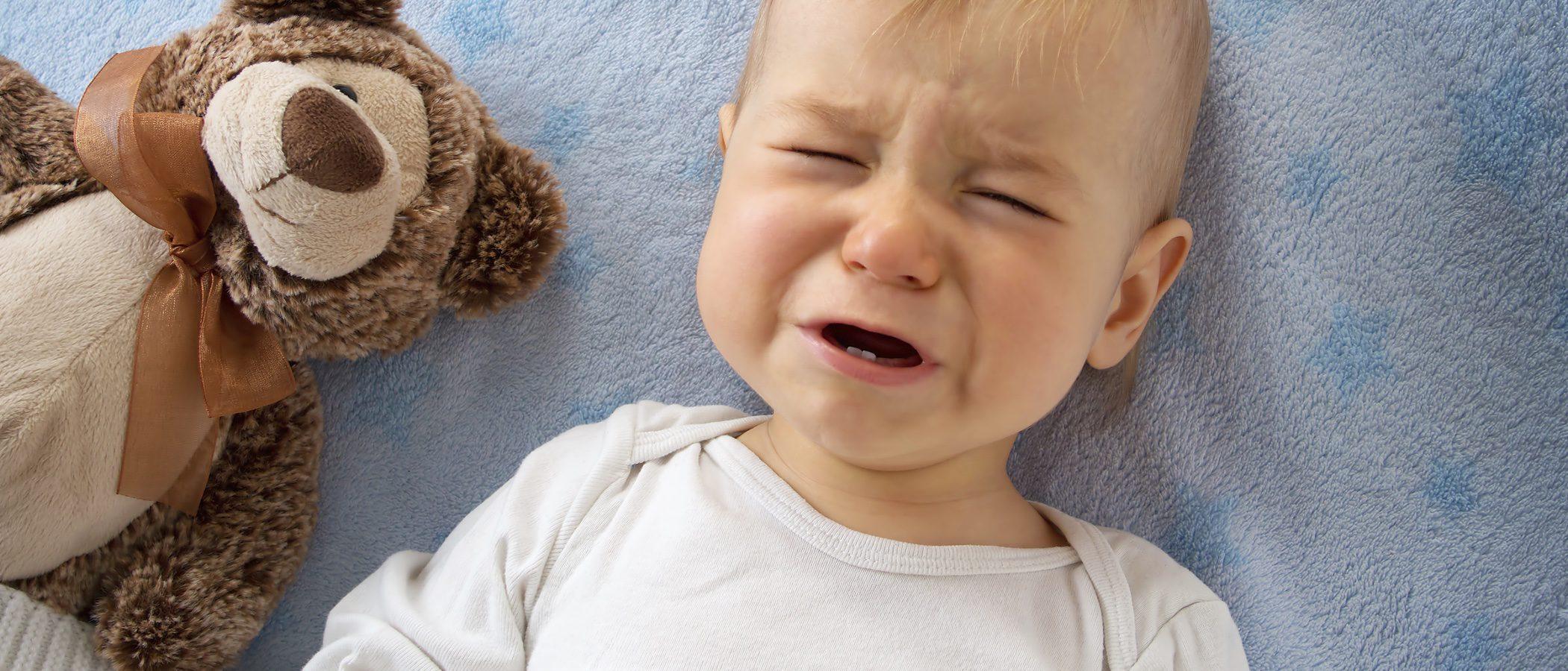 Técnicas para aliviar el llanto del bebé