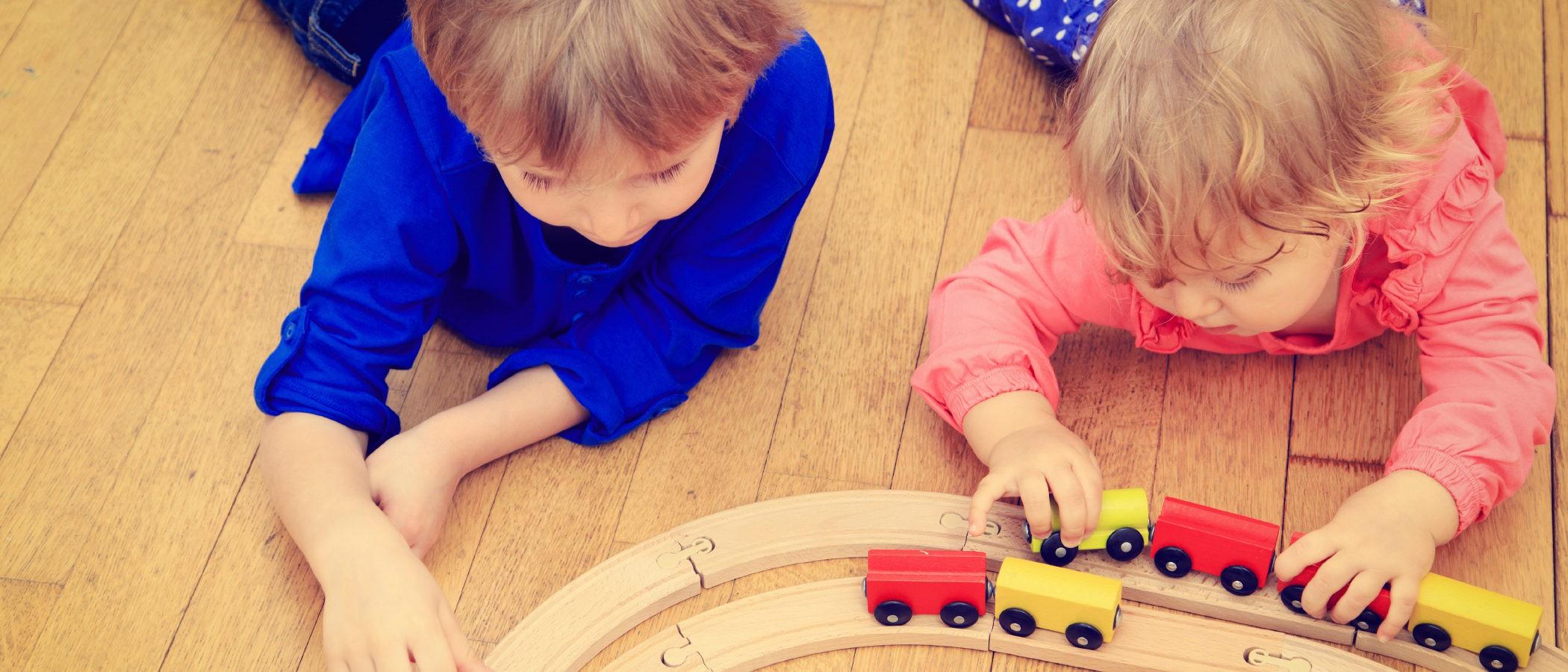 Cómo enseñar a los niños a recoger los juguetes