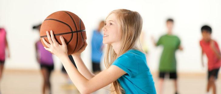 Los beneficios del deporte en niños