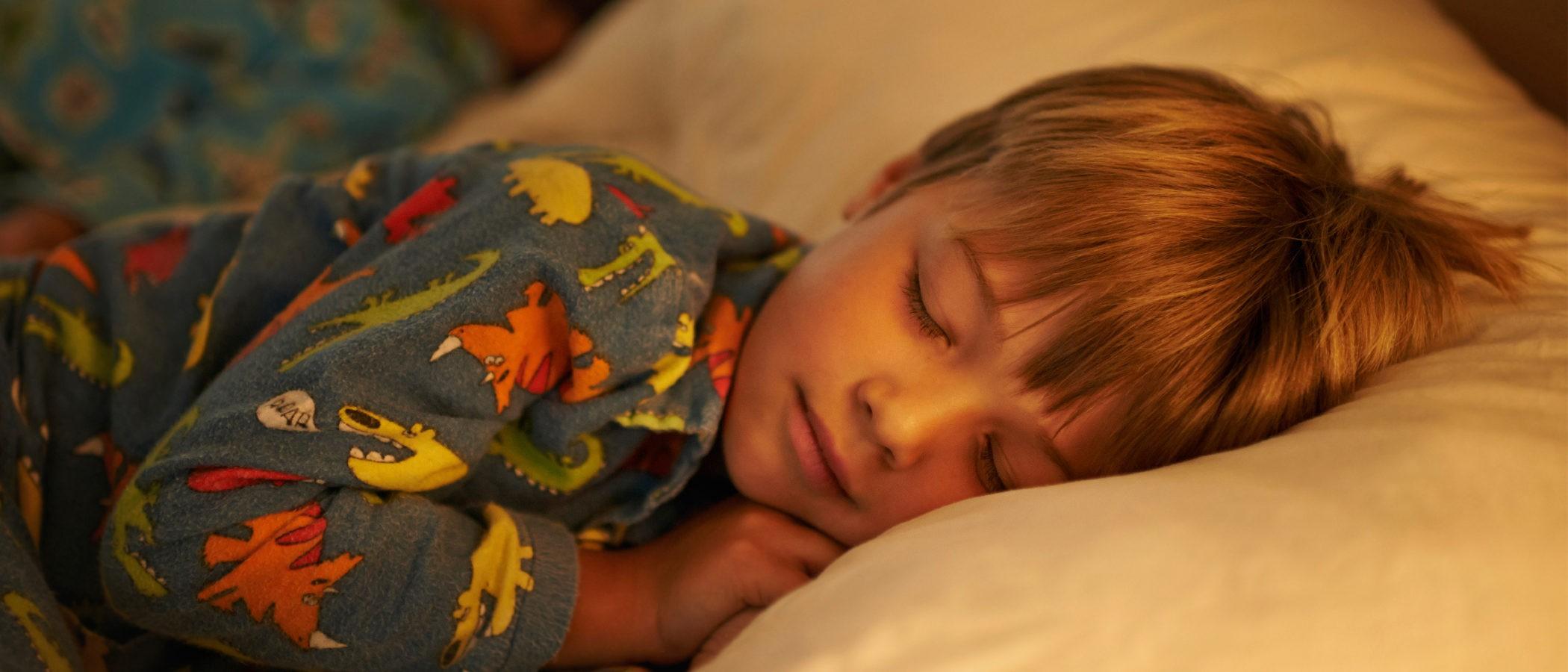Cómo ayudar a tu hijo a dormir mejor