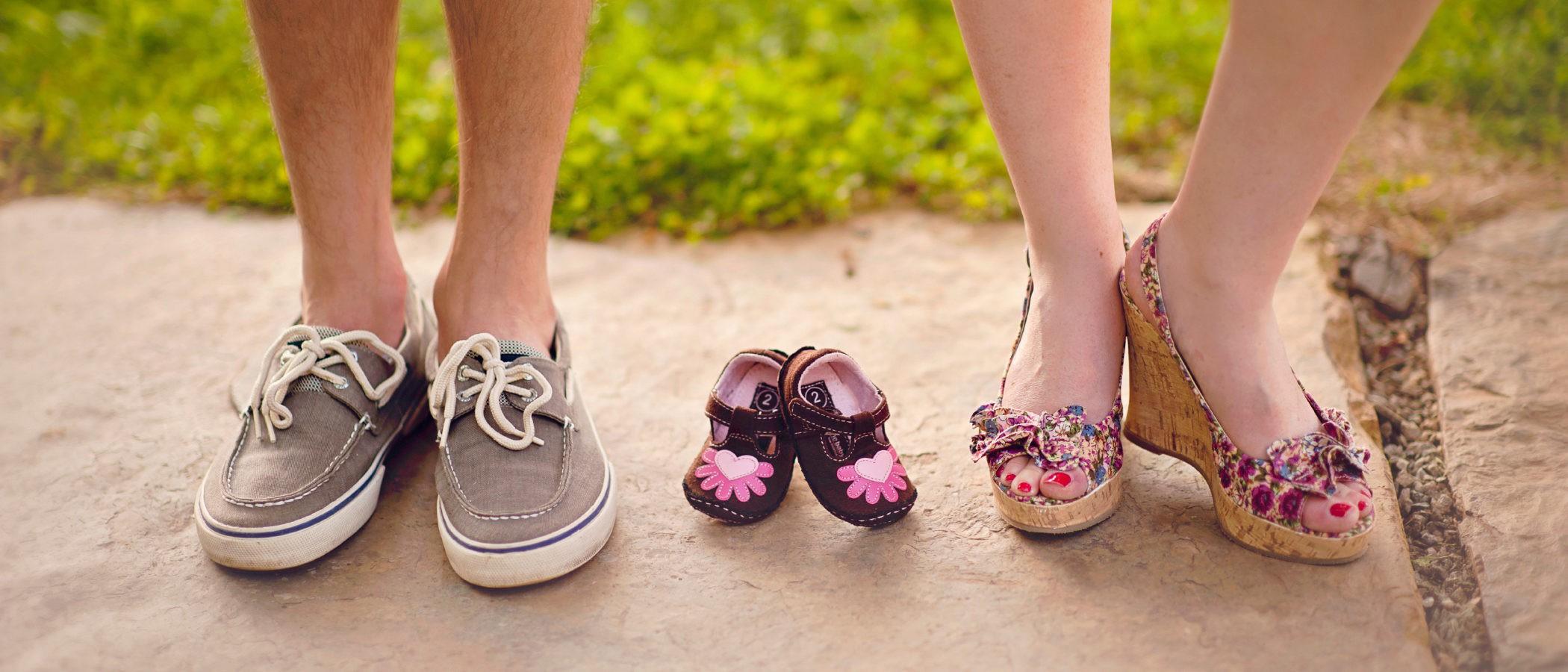 El calzado más recomendado para el embarazo
