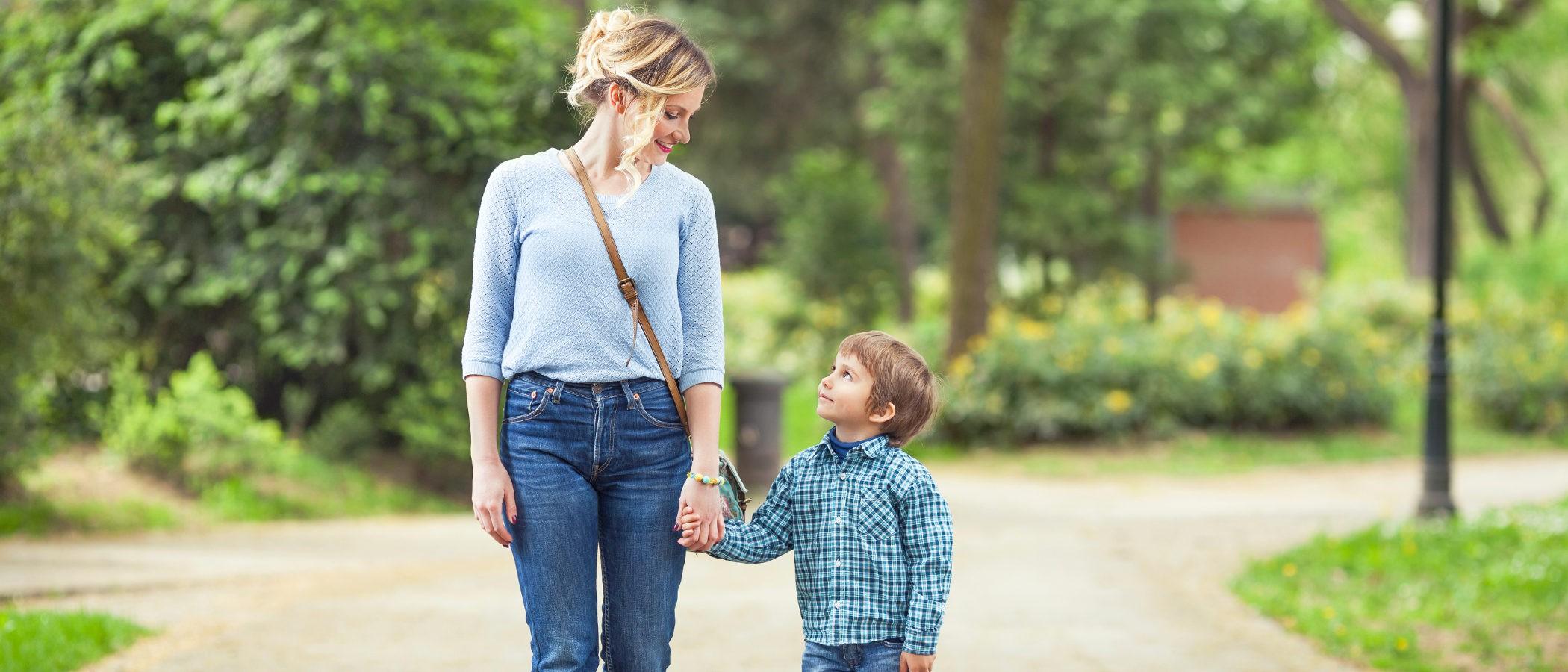 Cómo establecer límites positivos en los niños