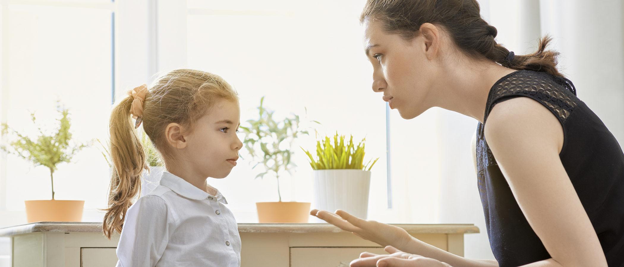 ¿Es el castigo la mejor opción para educar a los hijos?