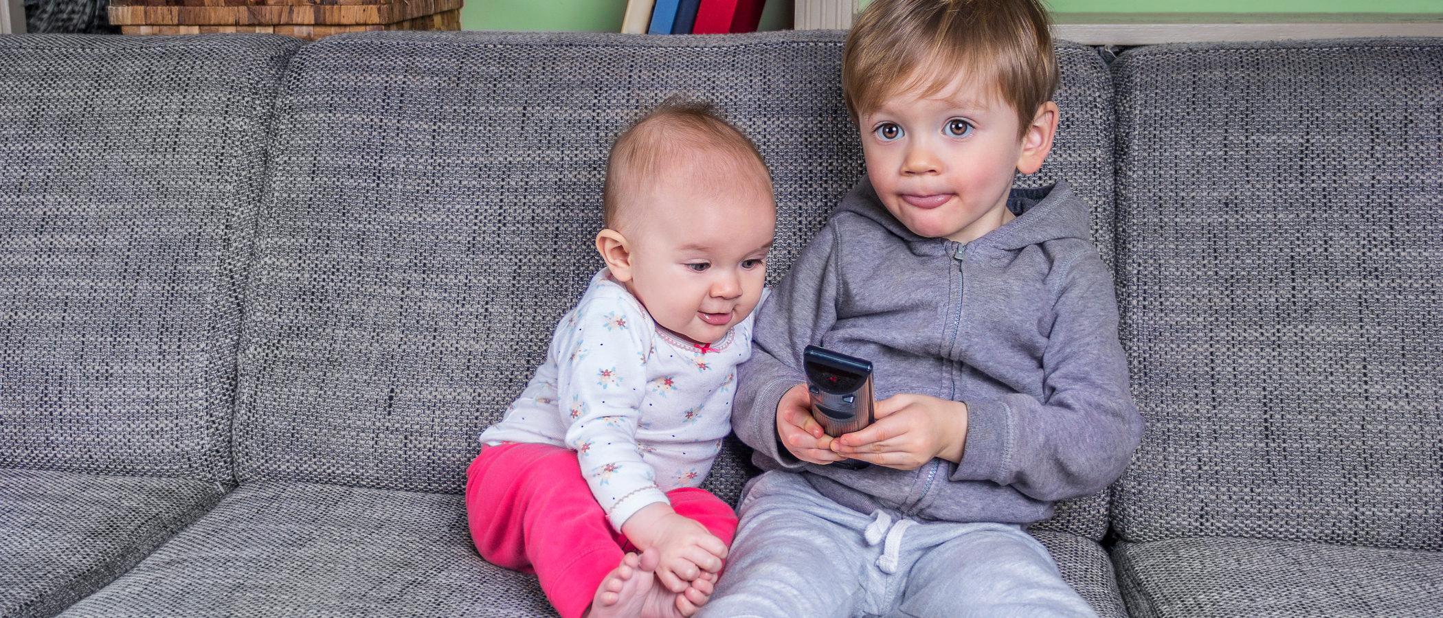 Los vídeos Baby Einstein para tener niños más inteligentes, ¿funcionan?