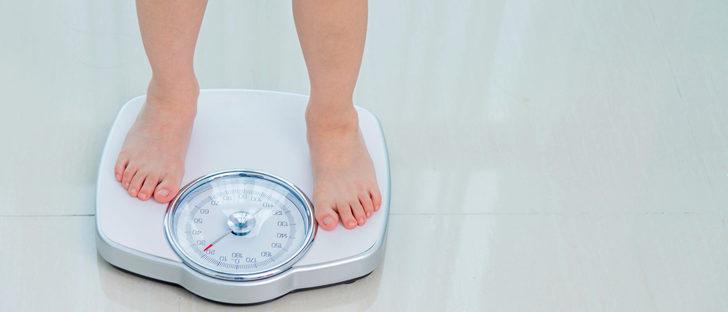 peso ideal para una nina de 11 anos en libras