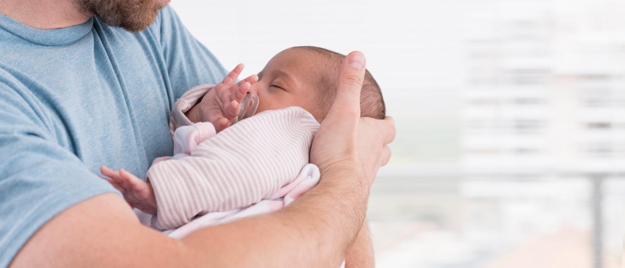 Qué hacer si mi bebé está por debajo del peso normal