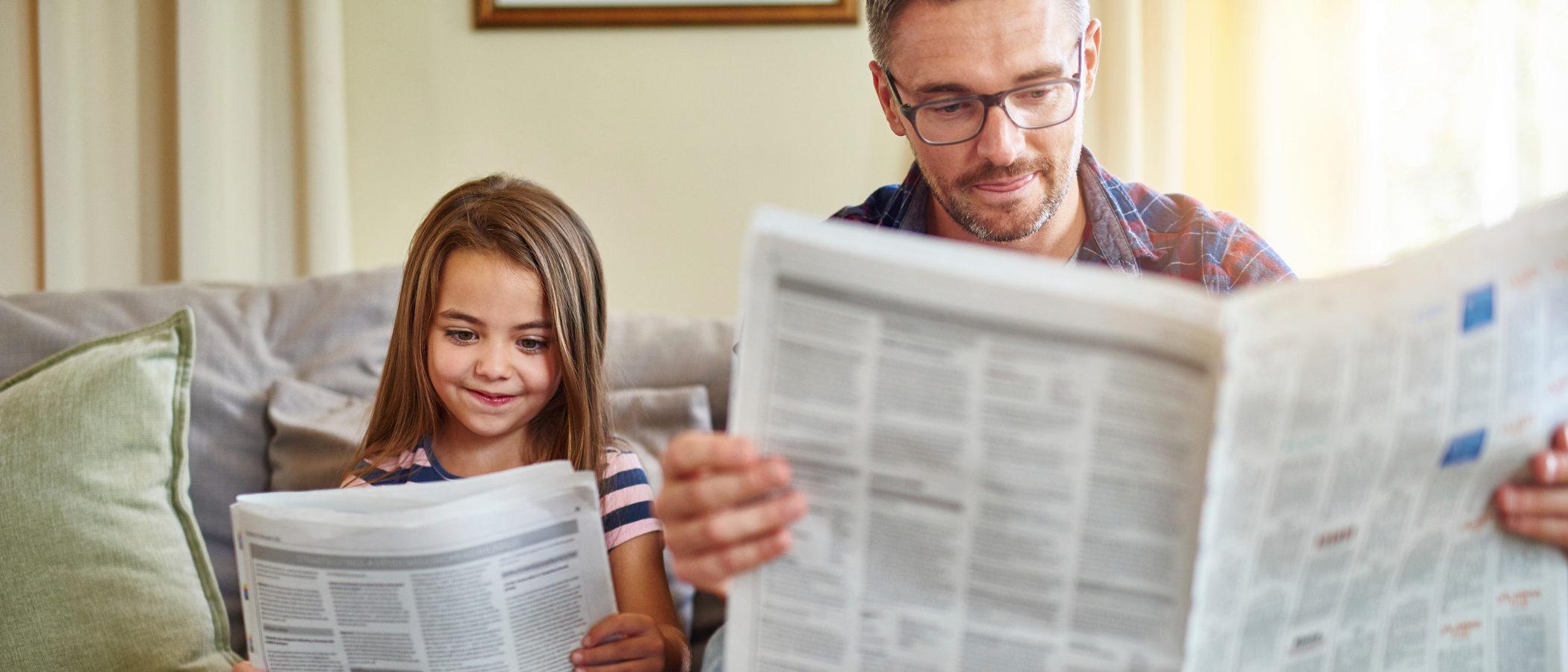 7 cosas en las que debemos dar ejemplo a nuestros hijos