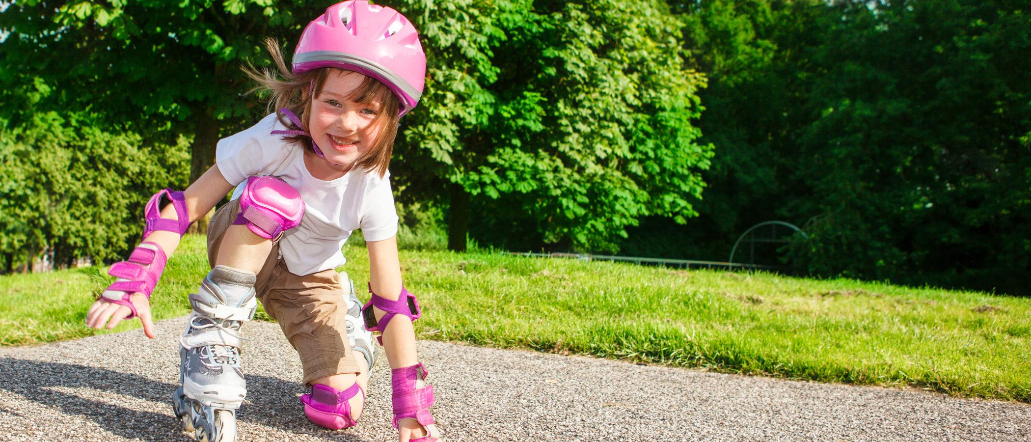 Salir a patinar con los niños, ¿qué precauciones debemos tomar?