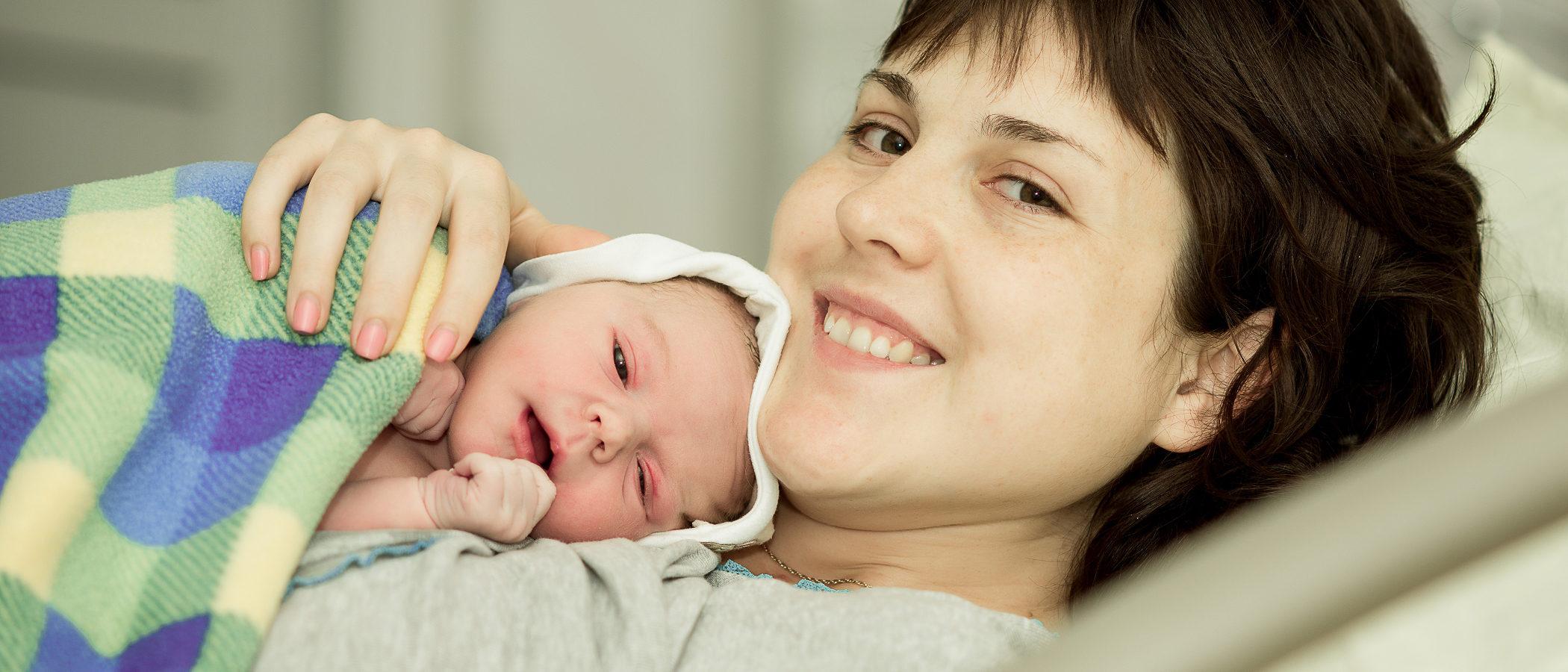 Se acerca el parto, ¿cuál es el momento de ir al hospital?
