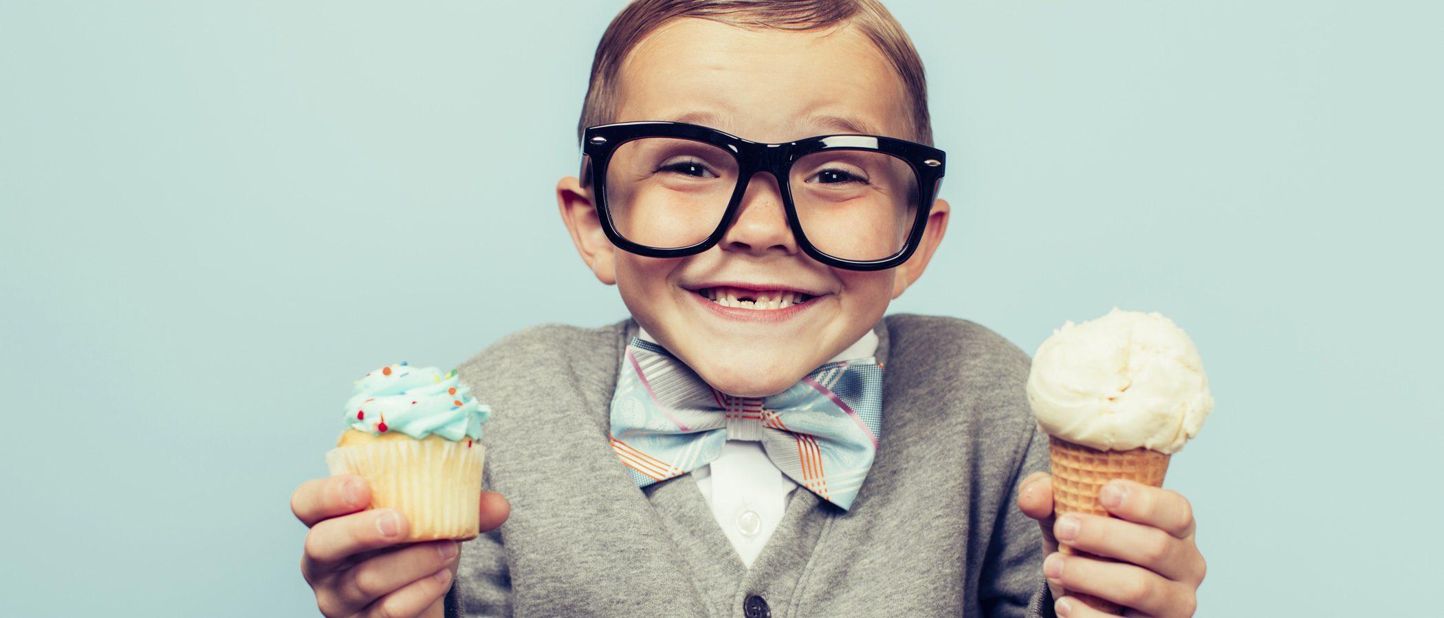 ¿Cuánto azúcar pueden consumir los niños a diario?
