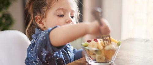 7 propuestas de meriendas sanas y ricas para niños