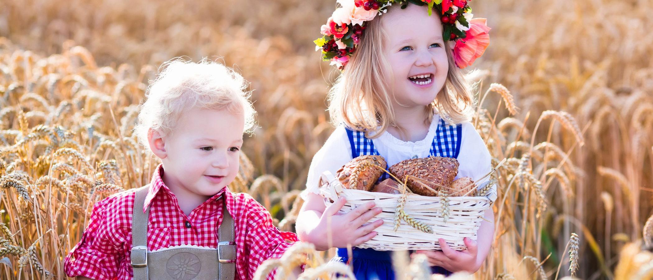 Nombres de bebé de origen alemán: todos los nombres, su proveniencia y su significado