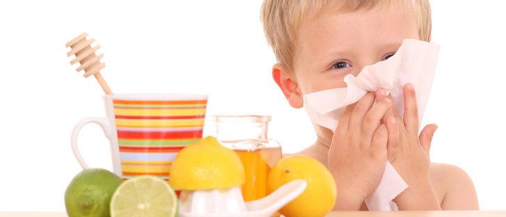Remedios caseros para aliviar la tos en niños