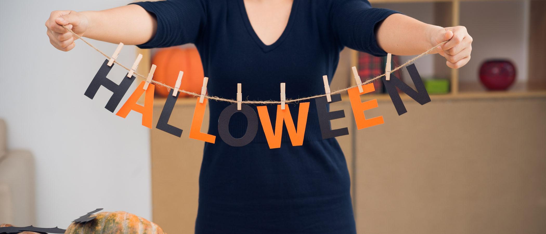 Cómo preparar una fiesta infantil en Halloween