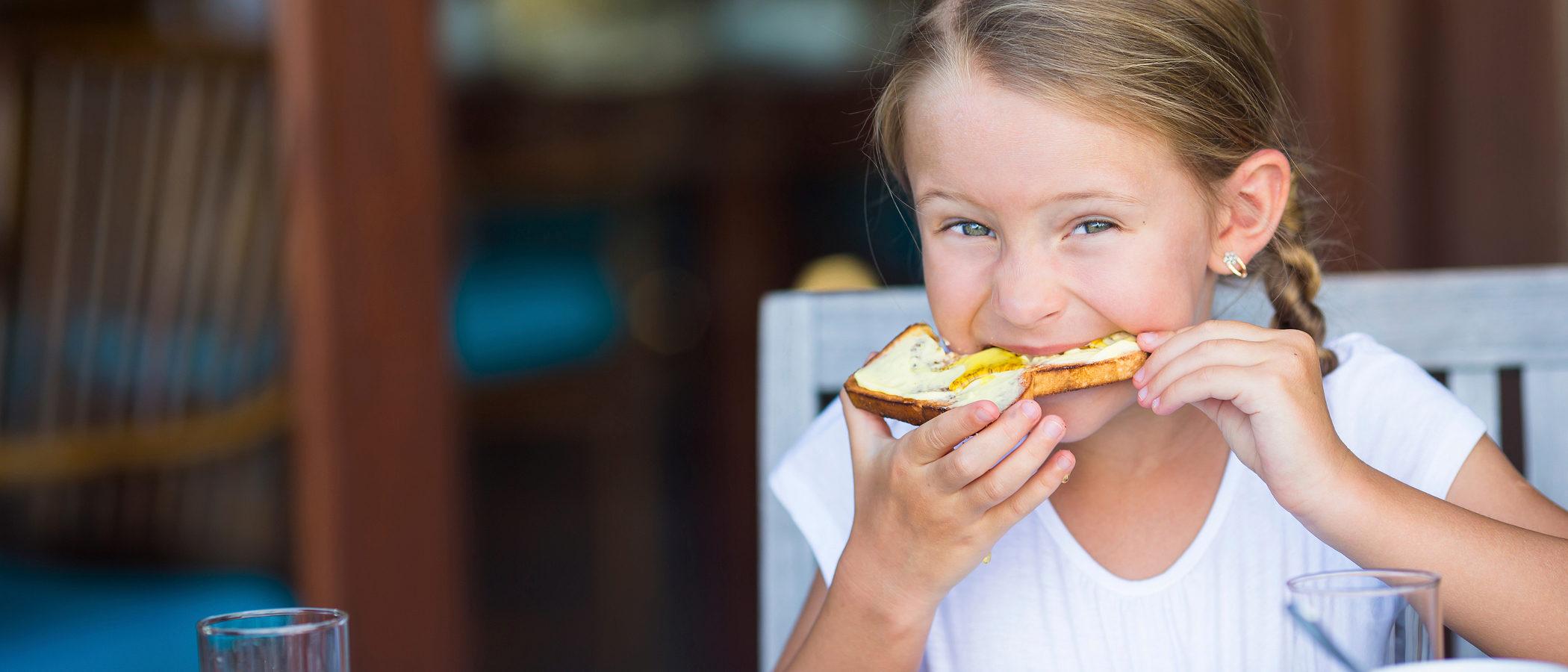 Consejos para que tus hijos tengan una buena alimentación