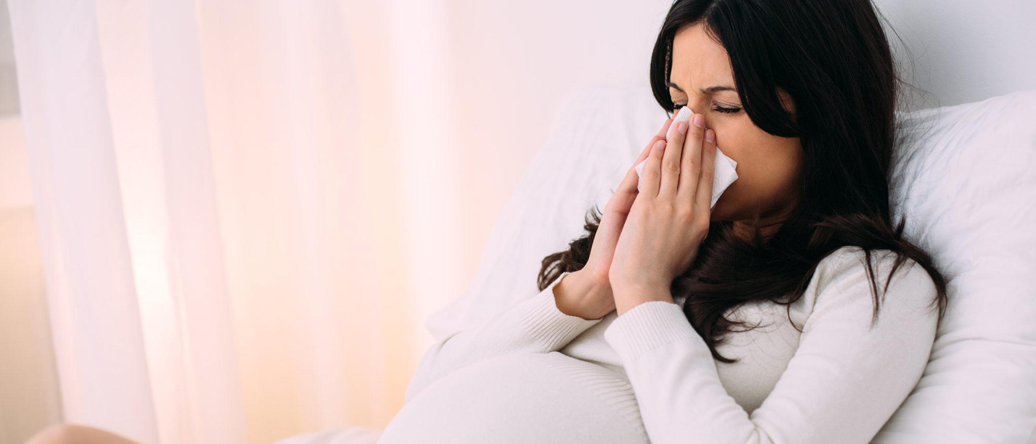 Escarlatina y embarazo, ¿debemos preocuparnos?