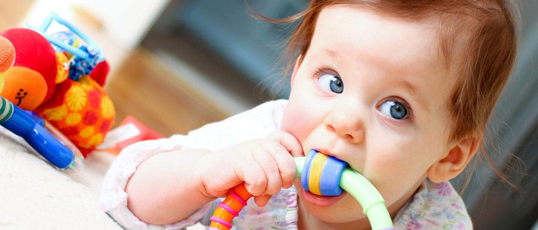 El bebé de 11 meses