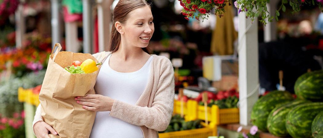 La importancia del hierro en la dieta durante el embarazo