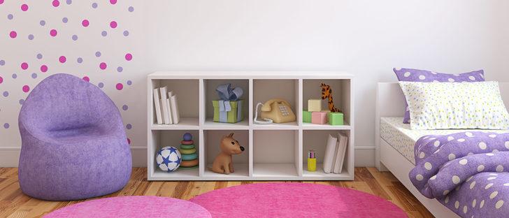 ¿Qué color escojo para la habitación de mi hija, debería salir de los tópicos?