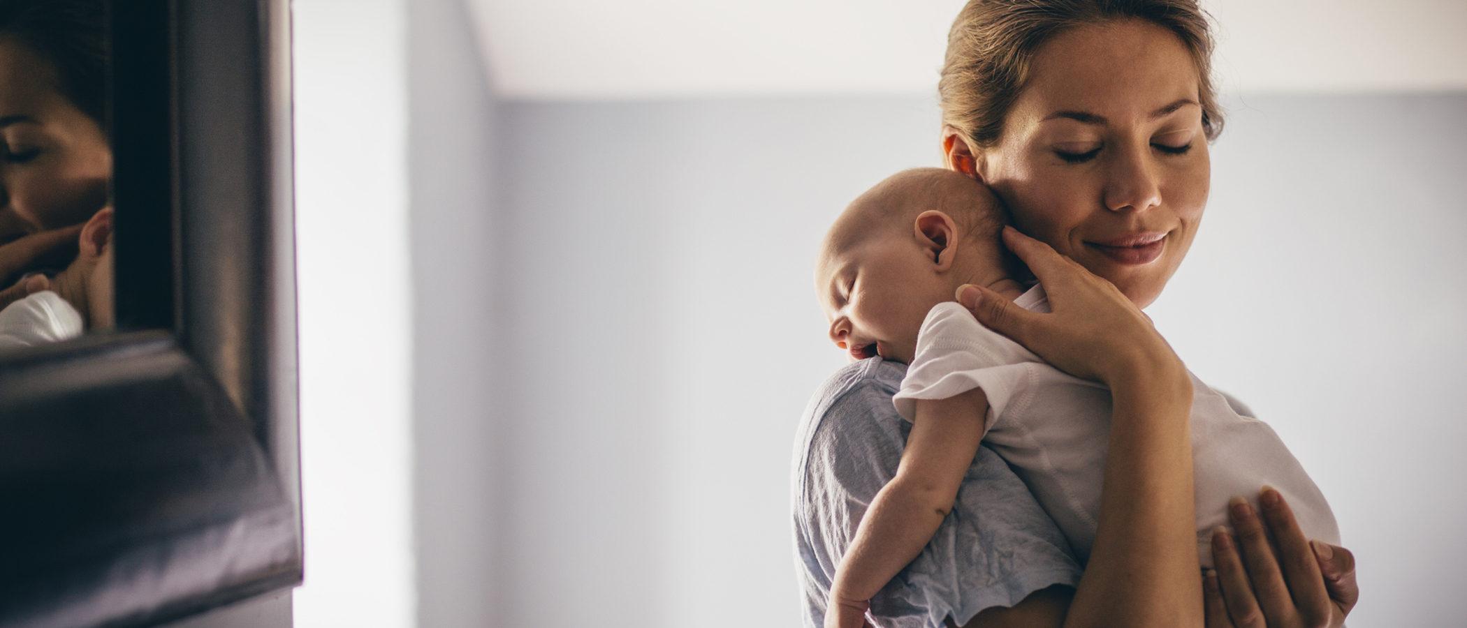 El ruido blanco y su capacidad de calmar al bebé
