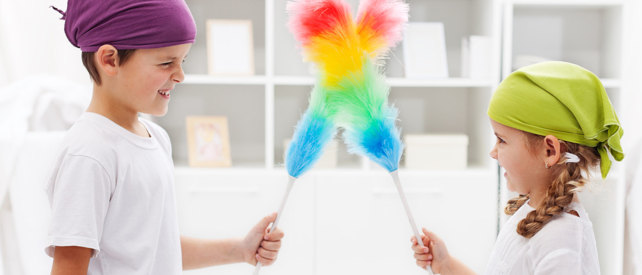 ¿Es bueno que los niños colaboren en las tareas domésticas?