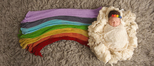 Los bebés arcoíris, la ilusión que llega tras un aborto espontáneo