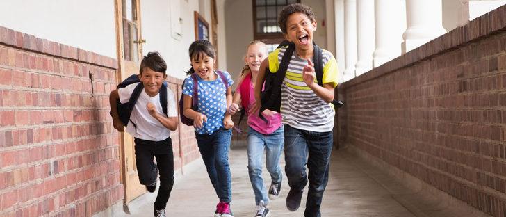 Los 5 alimentos que aportan más energía a los niños