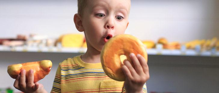 Las grasas trans en la alimentación infantil