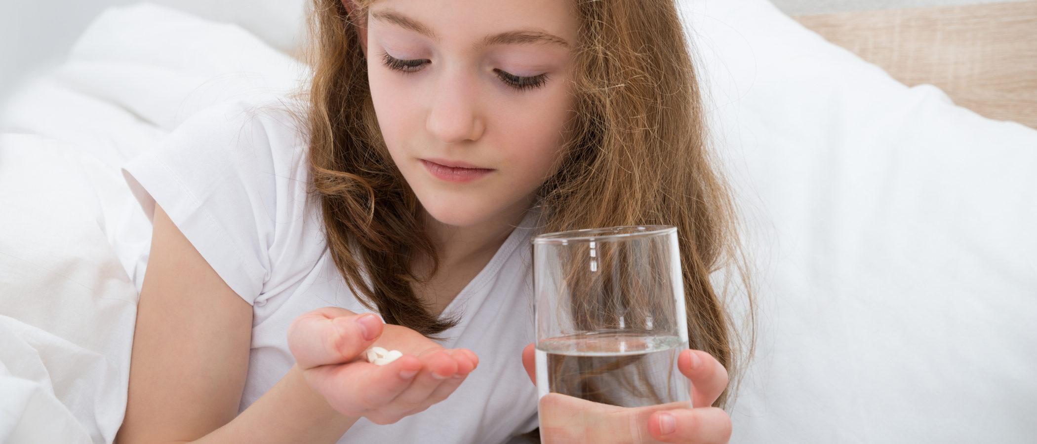 ¿Pueden tomar Omeprazol los niños?