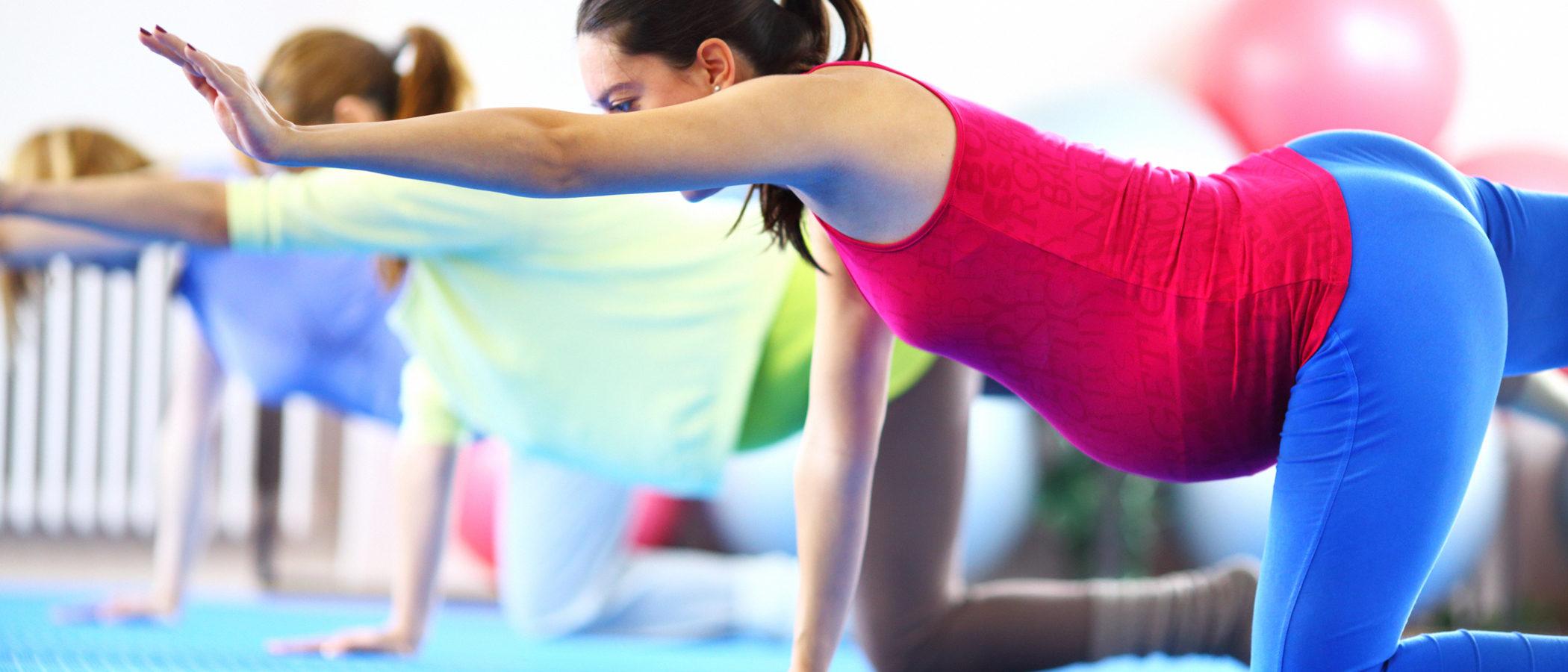 Pilates para embarazadas, beneficios e indicaciones