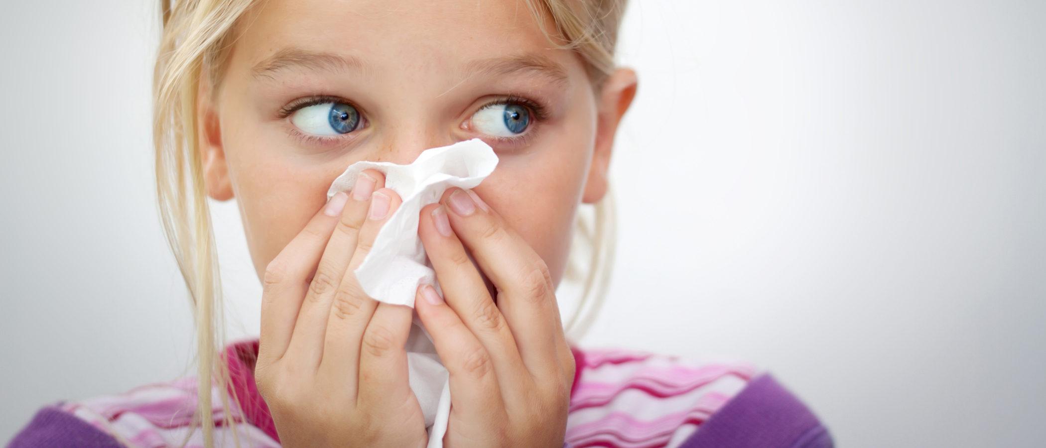 Antihistamínicos para la alergia en niños, ¿recomedables?
