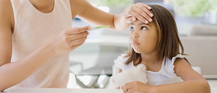 ¿Debemos bajar la fiebre a los niños cuando es baja?
