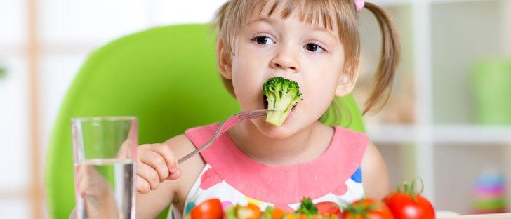 La fibra en la dieta infantil