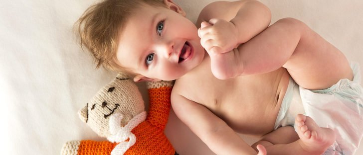 10 nombres de bebé que valen para niño y para niña