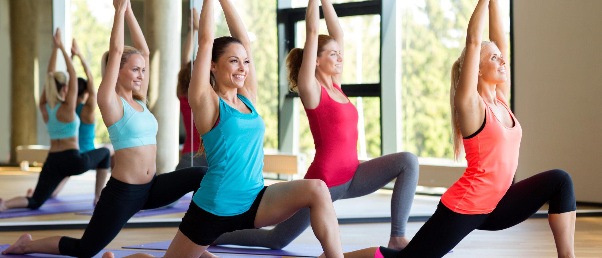 Los beneficios de practicar yoga después del parto
