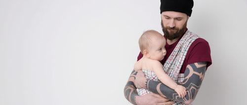 6 Cosas Que Aprenden Los Niños Con Los Tatuajes De Mamá O Papá