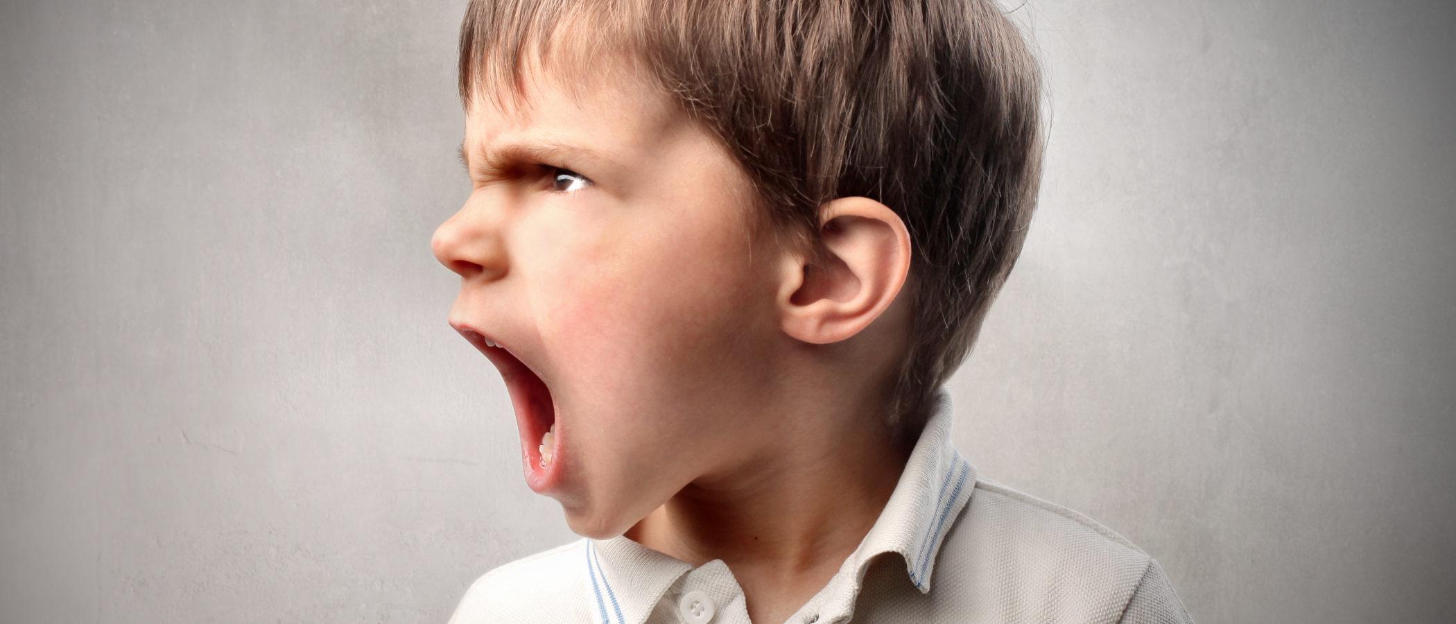 El trastorno negativista desafiante en niños
