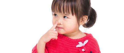 Tratamiento de los polipos nasales en niños