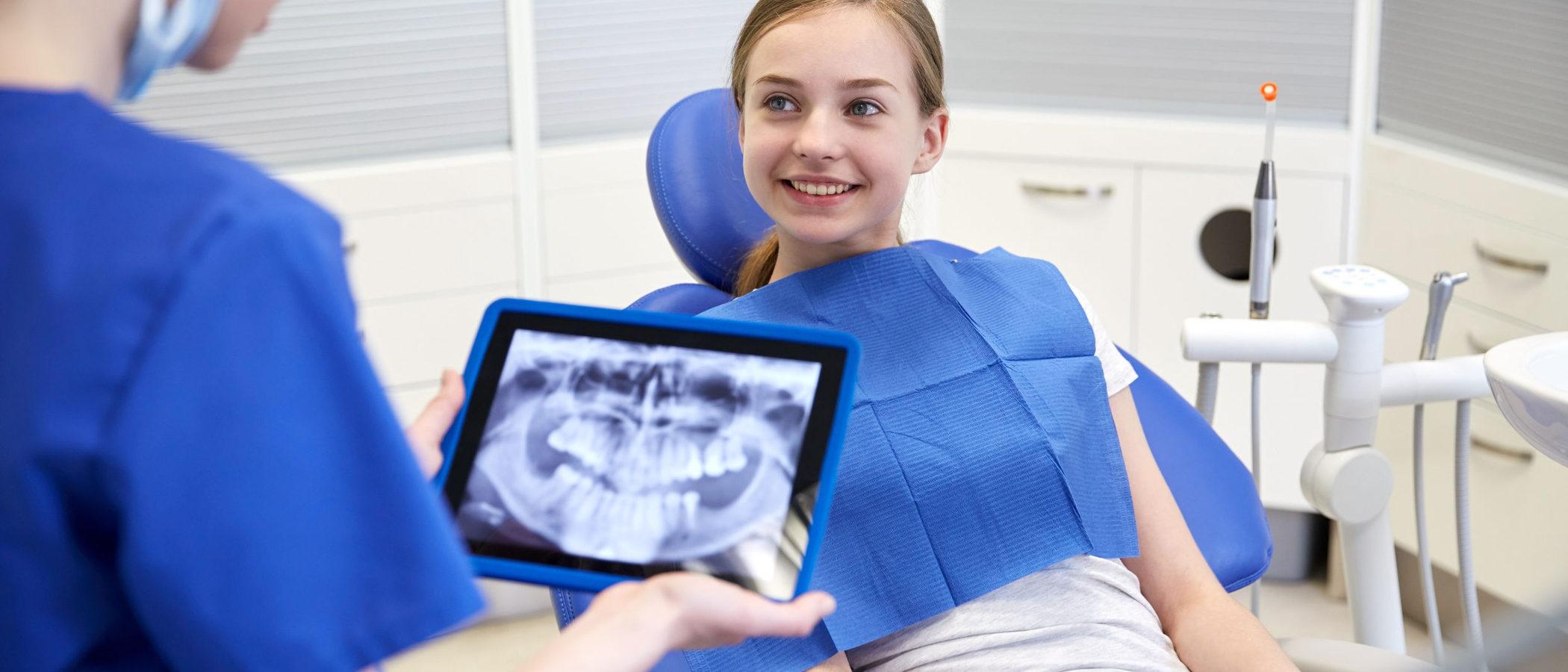 ¿Son peligrosas las radiografías de rayos x en los niños?